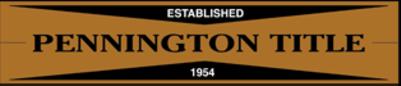 Pennington Title